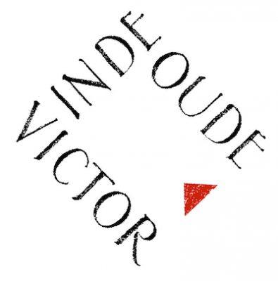 logo in de oude victor